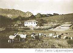 Fazenda que originou a vila